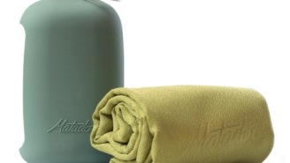 The Matador Nanodry Towel Is Super-Absorbent, Ultra-Packable, And Perfect For Every Adventure