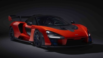 The New 789 HP McLaren Senna Is So Badass They Sold All 500 That Were Made For $1 Million Each