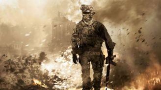 'Call Of Duty: Modern Warfare 2' Is FINALLY Backward Compatible On Xbox One And It's On Sale Right Now!