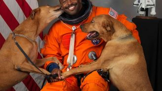 Former NFL Player Turned Astronaut Leland Melvin's Story Will Get You Motivated To Do More In Life