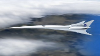 NASA Gets Budget Approval To Continue Work On 1100 MPH Quiet Supersonic 'Concorde 2.0' X-Plane