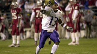 Nate Robinson Claims A Washington Booster Offered Him An INSANE Amount Of Money To Continue Playing Football