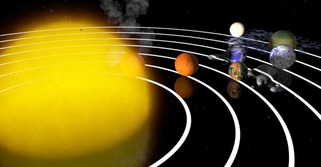 New Solar System Trappist 1 Aliens