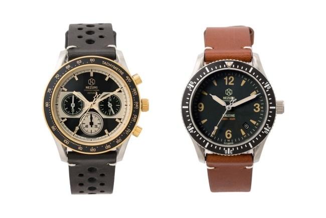 Nezumi Watches New