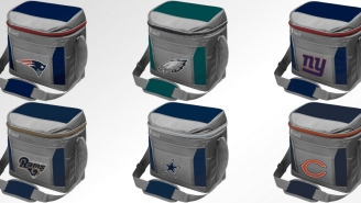 Rep' Your NFL Team With A 16-Can Capacity Soft Cooler (Up To 60% Off)