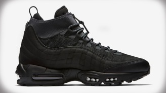 GEAR REVIEW: The Nike Air Max 95 Sneakerboot, The Best Boot I've Ever Owned, Is On Sale NOW