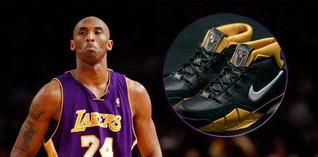 Nike Zoom Kobe 1 Protro sneakers