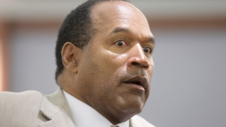 Struggling Actor O.J. Simpson Might Be Making An Appearance In An Upcoming Sacha Baron Cohen Movie