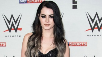 WWE's Paige Got A New, Very Visible Tattoo That Certainly Doesn't Meet The Company's PG Policy
