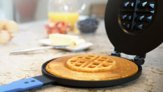 The Panwaffle Creates The Perfect Pancake And Waffle Hybrid Because Choosing Is Hard