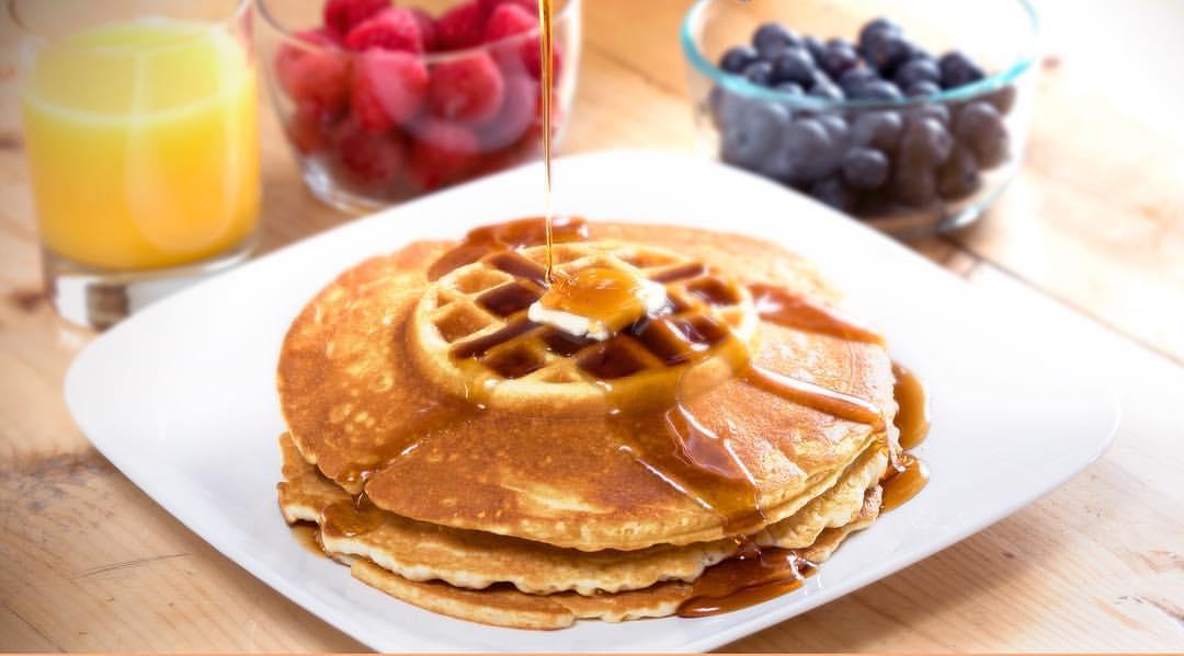 panwaffle pancake waffle