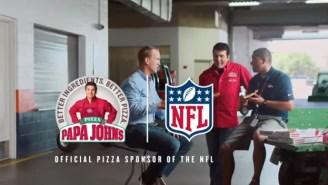 Papa John's Ends Sponsorship Deal With NFL Months After National Anthem Protest Scandal