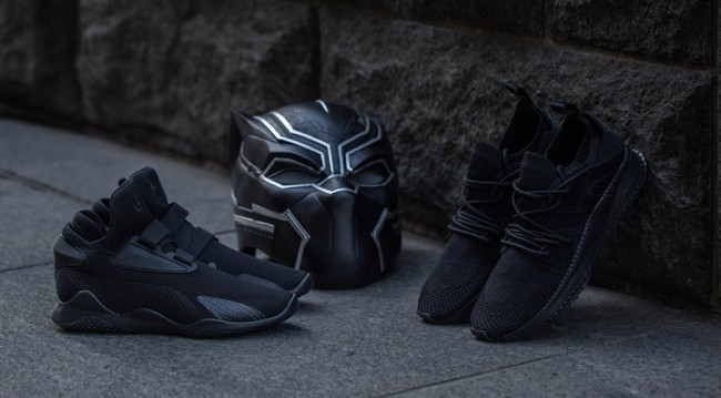 Puma Limited Black Panther Sneakers BAIT