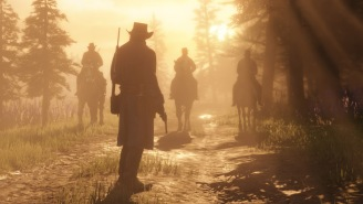 Hallelujah, 'Red Dead Redemption 2' FINALLY Has An Actual Release Date (No, Seriously This Time)
