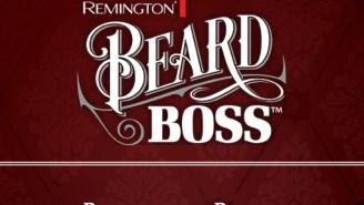 The Remington 'Beard Boss' Grooming Kit