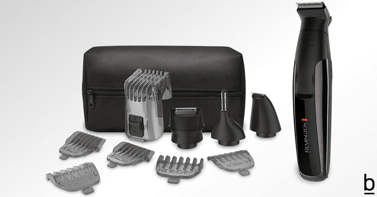 remington beard grooming kit amazon