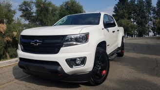 GEAR REVIEW: The 2018 Chevy Colorado Redline Diesel Is One Badass Sleeper