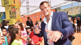 Gronk Reportedly Thinking About Retiring From Football To Pursue An Acting Career Full-Time