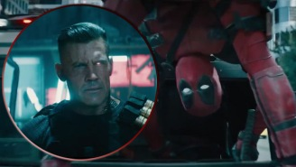 Ryan Reynolds, Or Rather Deadpool, Did Some A+ Trolling Of Josh Brolin For His 50th Birthday