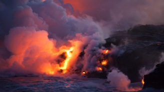 Scientists Discovered A Lava Dome In An Underwater Supervolcano That Could Kill 100 Million People