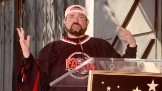 Kevin Smith Shares Shocking Weight Loss Transformation Photo After Near-Fatal Heart Attack