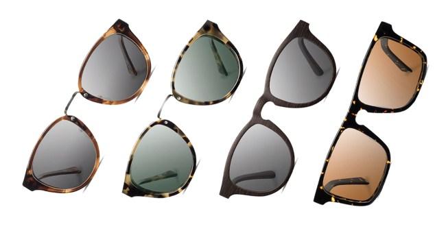 shwood wooden sunglasses styles