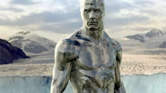 A New Silver Surfer Movie Is In The Works Helmed By Promising Comic Book Writer