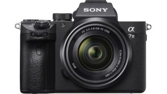 Sony's Mirrorless Alpha A7 III Camera Packs A Ton Of Features And 4K Video For A Competitive Price