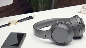 Save 35% Off These Sony Hi-Res Wireless Headphones