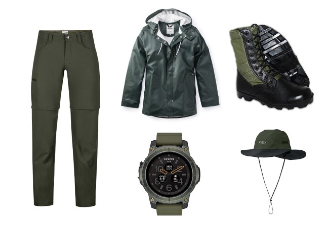 Steal This Look Jungle