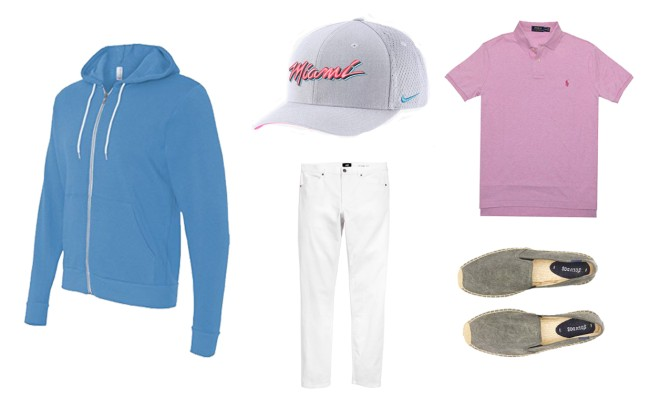 Steal This Look Vice City
