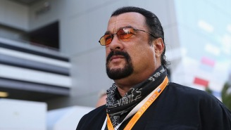 In A Move Sure To Inspire Confidence, Steven Seagal Is Now Representing A Cryptocurrency Group