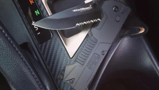 The T3 Tactical Auto Rescue Tool Might Save A Life One Day