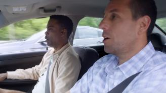 Adam Sandler And Chris Rock Butt Heads In Trailer For Netflix Movie 'The Week Of'