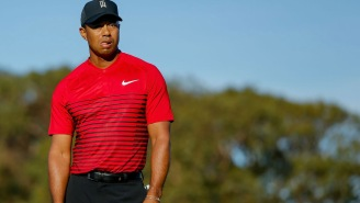 The PGA Tour's TV Ratings Are Through The Roof Since Tiger's Been Back