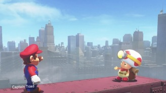 Producer Of 'Super Mario Odyssey' Settles The Mystery Behind Toad's Head….Is It A Hat Or His Head?