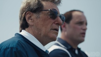 HBO Films Just Dropped The First Full-Length Trailer For 'Paterno' Starring Al Pacino