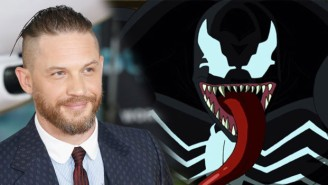 The First Trailer For 'Venom' Starring Tom Hardy Is Here And This Is Going To Be Good