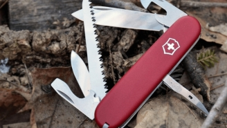 Two Iconic Swiss Army Knives Are 35% Off Right Now