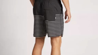 The Vuori Trail Short With Built-In Coolmax Liner Is The Perfect Activewear Short