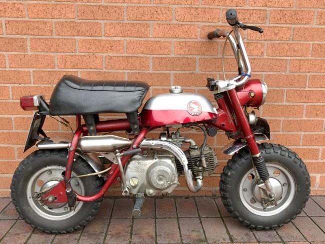 1969 Honda Z50A