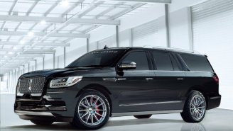 Hennessey Upgrades 2018 Lincoln Navigator To 600 Horsepower To Quickly Drive 7 Passengers In Style