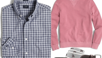 J. Crew Is Having A Massive Factory Sale With 50% Off Nearly Everything