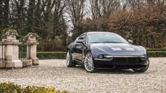 Touring Superleggera Took A Maserati GranTurismo, Gave It A Racy New Body, And Named It Sciadipersia