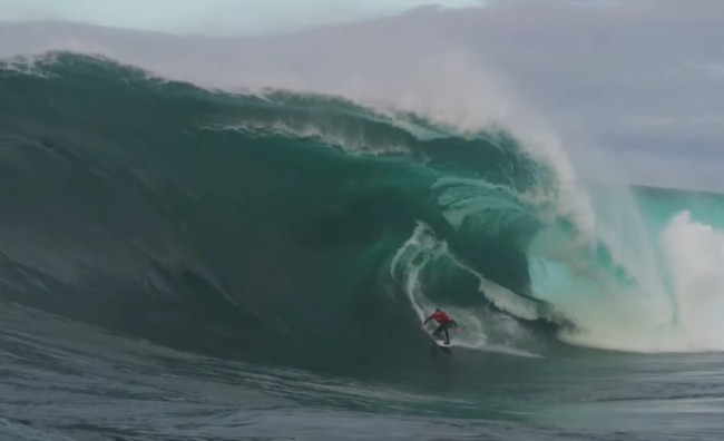 WSL Big Wave Surfing 2018 Ride of the Year Nominees