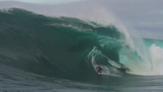 The 2018 Big Wave Surfing 'Ride of The Year' Nominees Are Absolutely Insane