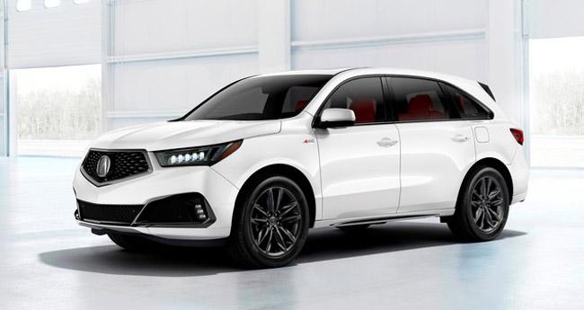 2019 Acura MDX SUV New York