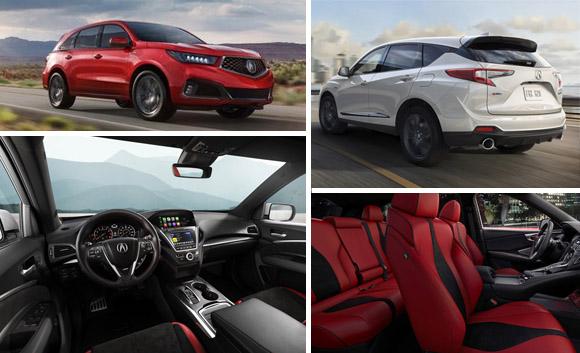 2019 Acura RDX MDX SUV
