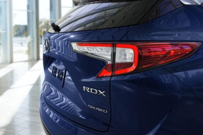 2019 Acura RDX SUV New York