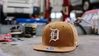 Carhartt And '47 Collaborate On Official MLB Hats That Work As Hard As You Do